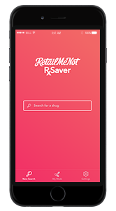 Rx Saver Search
