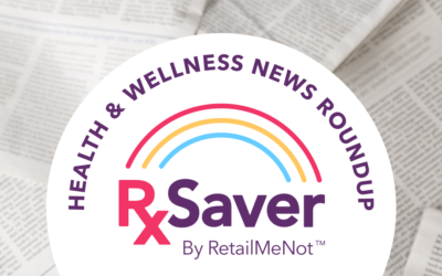 RxSaver Health News Round-Up