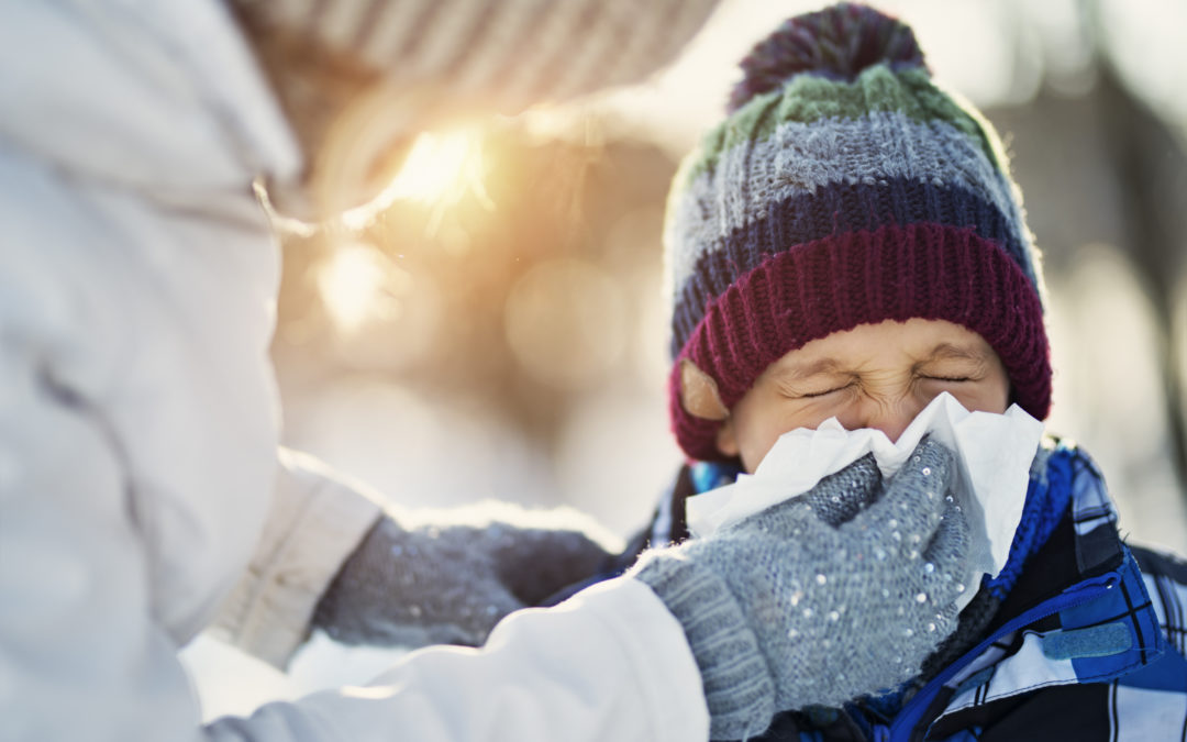How to Manage a Cold and the Flu During The Holiday Season
