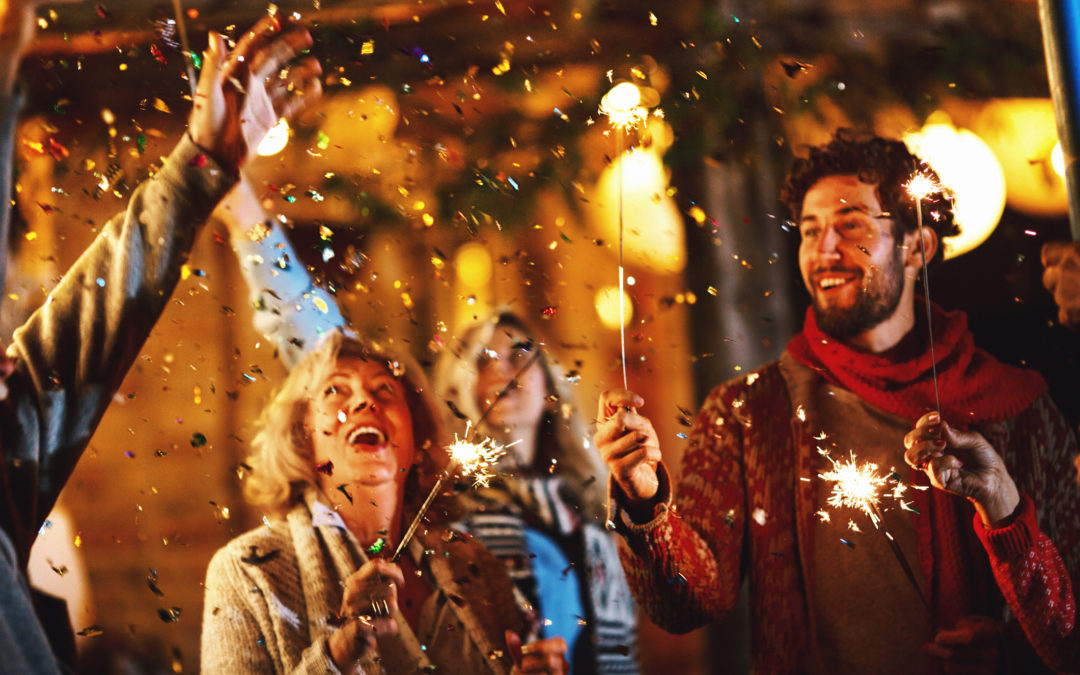 Why Most New Year's Resolutions Fail and 5 Strategies for Success